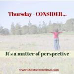 Thursday 2