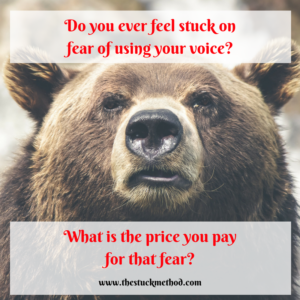 fear of voice